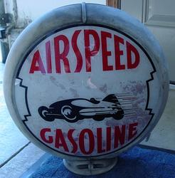 Rare Air Speed Gas Globe
