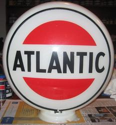 Rare Atlantic Gill Gas Globe