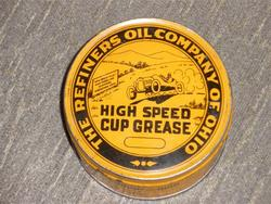 Rare Refiners Grease Can