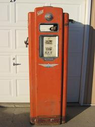 Standard Aviation Gas Pump