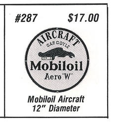 Mobil Aircraft fantasy sign